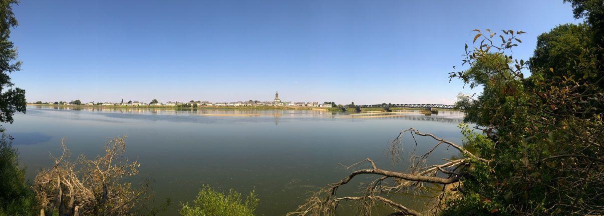 Panorama Les Rosiers sur Loire