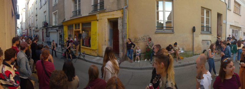 Fete de la musique à Angers 2019